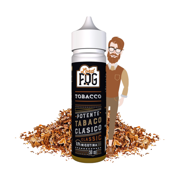Eliquido 60ml Tobacco
