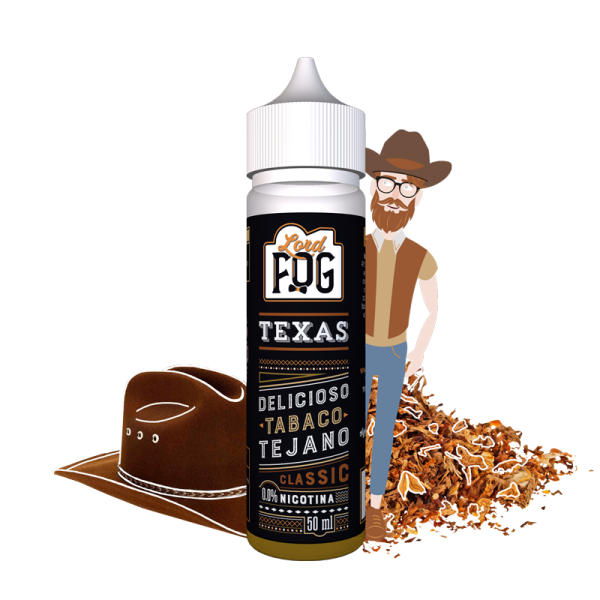 Eliquid 60ml Texas