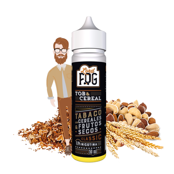 Eliquid 60ml Tob&Cereal