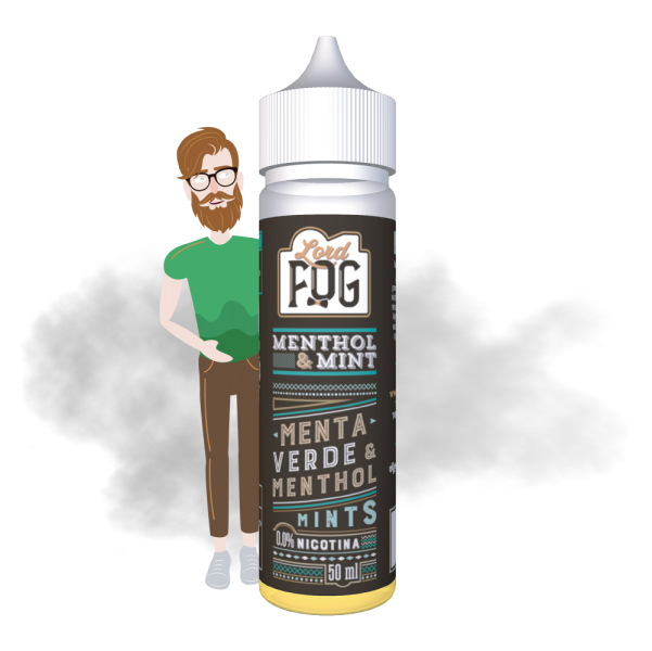 Eliquid 60ml Menthol & mint