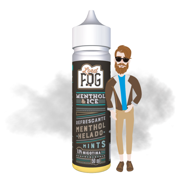 Eliquid 60ml Menthol & ice